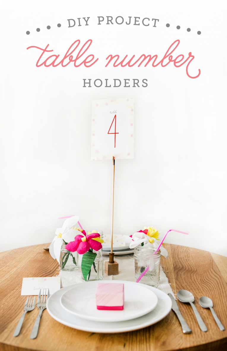 table-number-holders