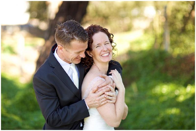 outdoor wedding bridal photos