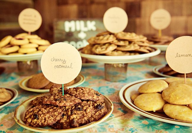 cookie signs