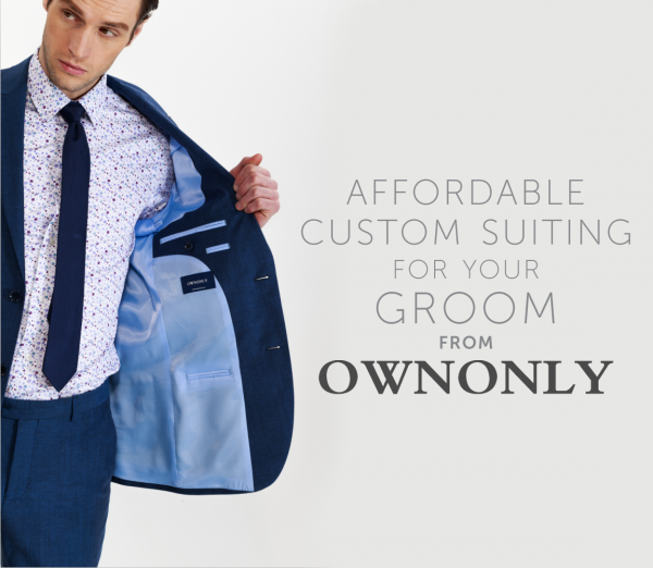 affordable custom suiting for grooms