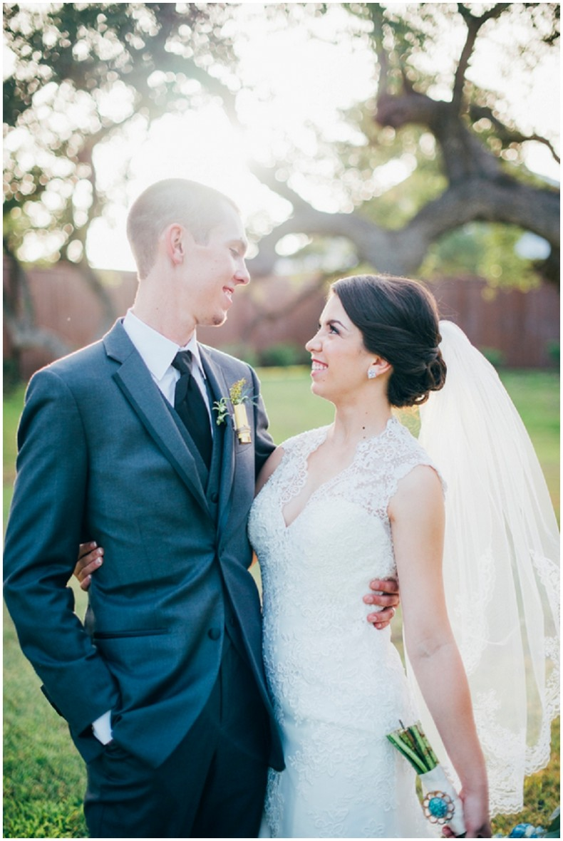 Blue and Yellow Summer Wedding_0016