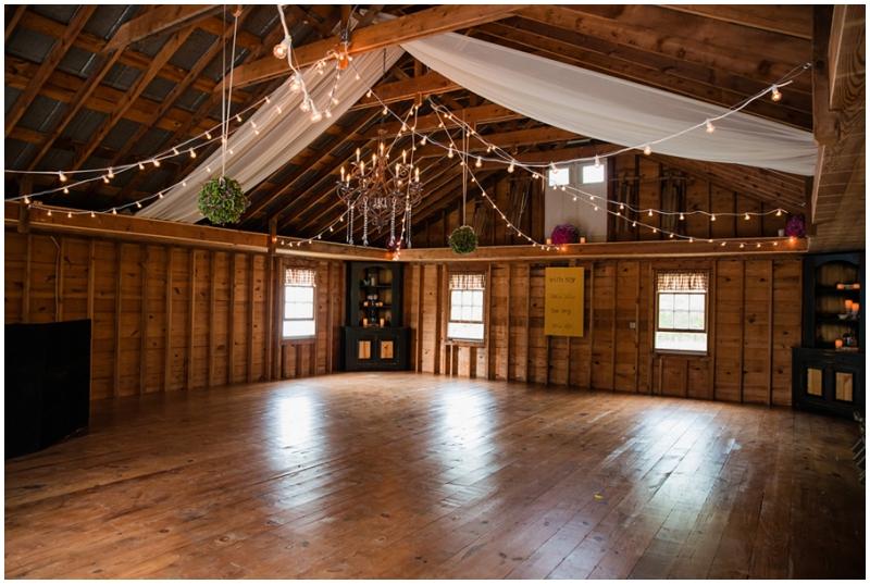 barn dance floor