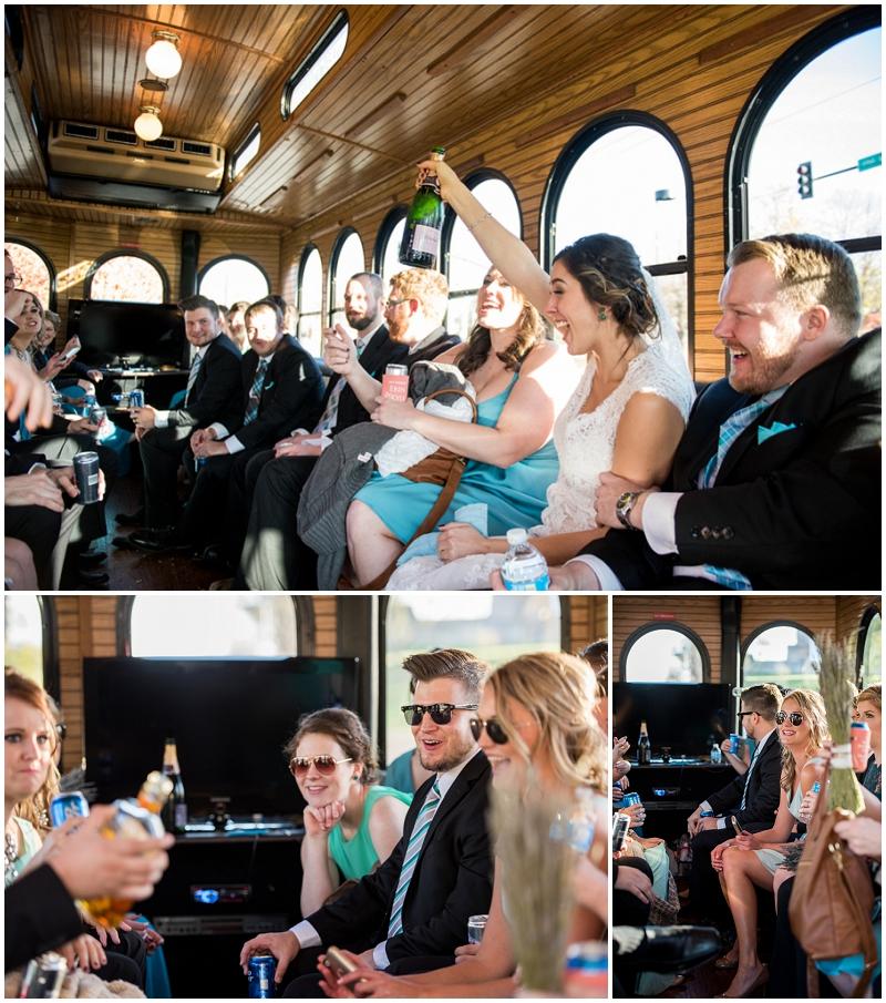 wedding trolley