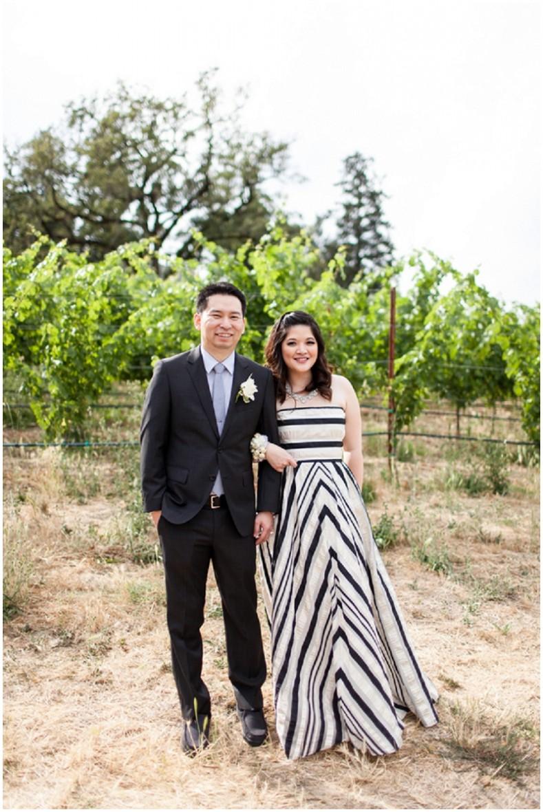 Wedding photos vineyard
