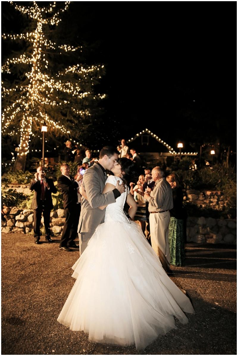 wedding bubbles send-off