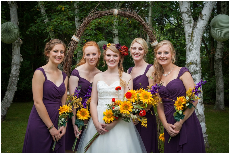 Rustic Woodlands Wedding (21)