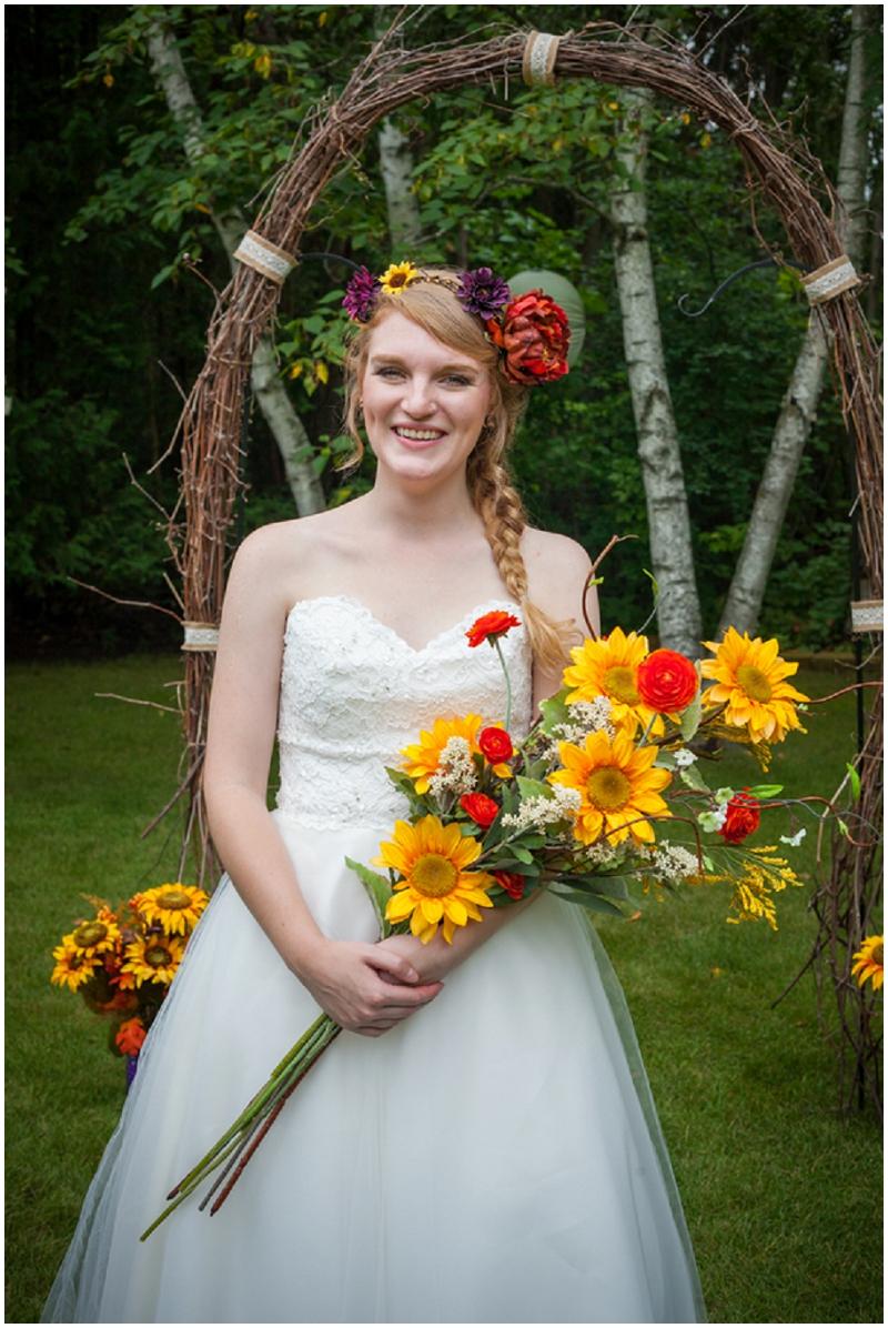 Rustic Woodlands Wedding (23)