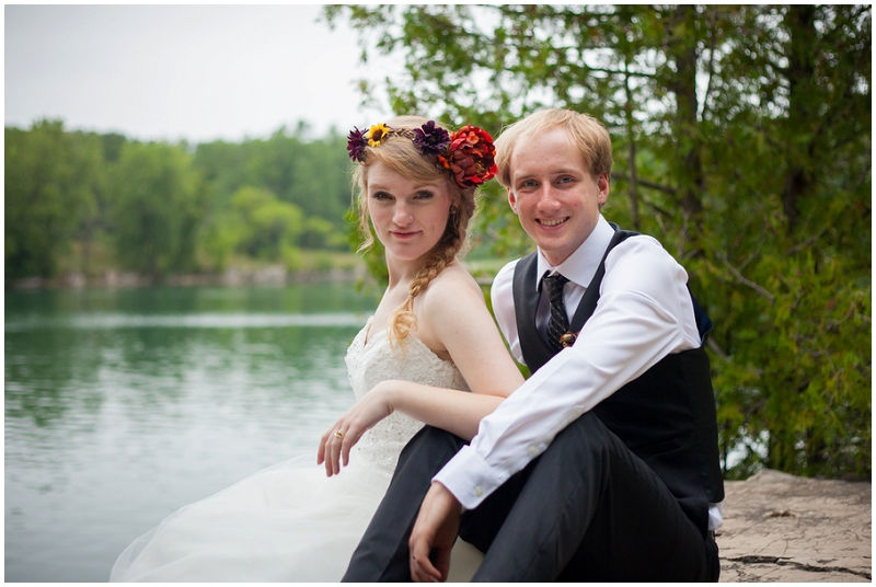 Rustic Woodlands Wedding (25)