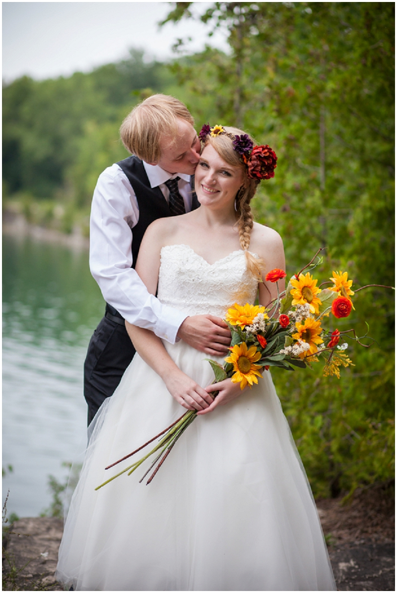 Rustic Woodlands Wedding (26)