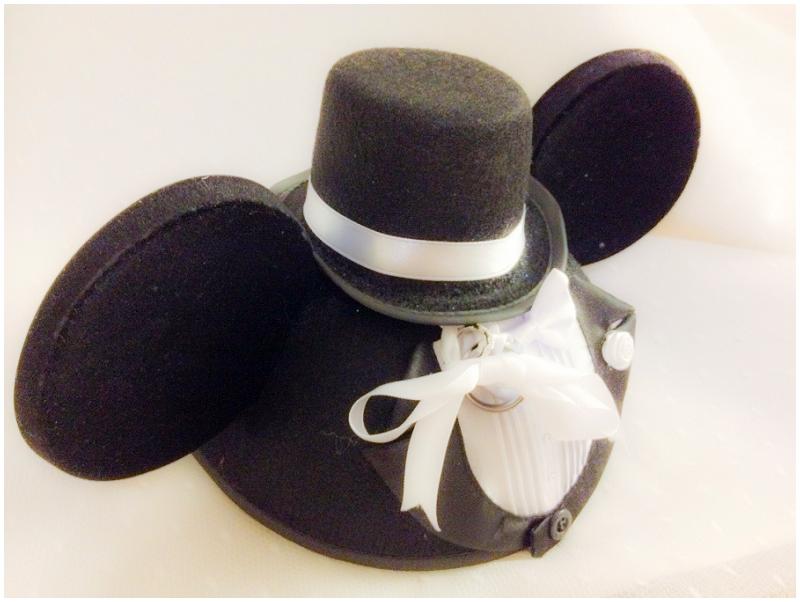 wedding mickey mouses