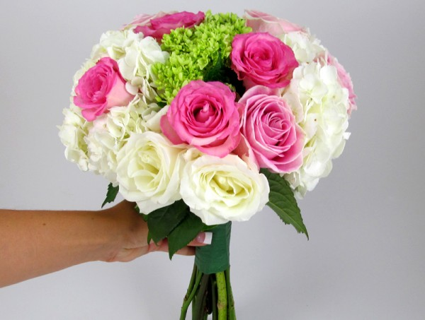 wedding bouquet tutorial
