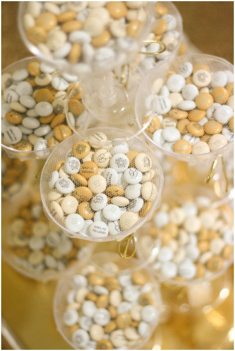 wedding favors featuring My M&M's - awesome Wedding Favor Idea