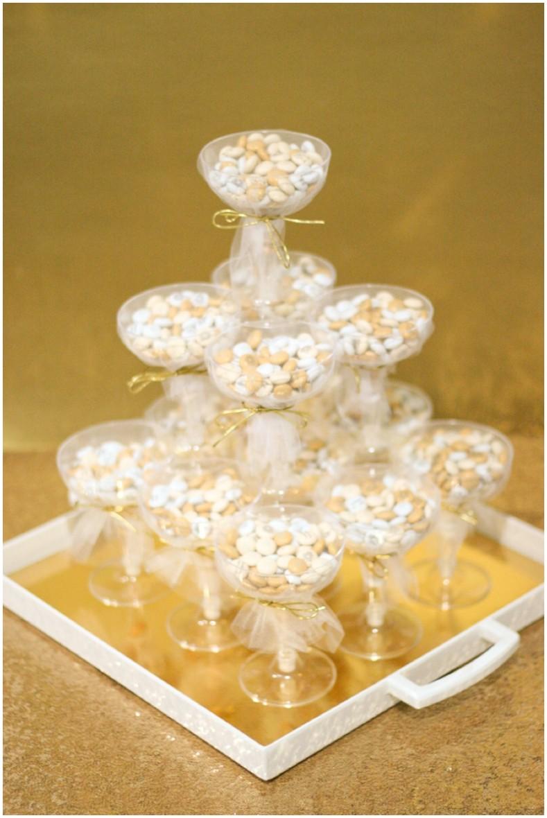 Wedding Favor Idea featuring My M&M's