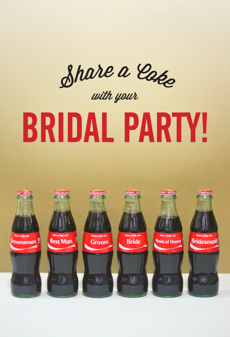 shareacoke-with-your-bridal-party