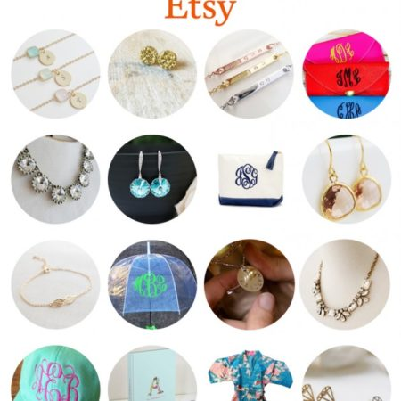 20 Bridesmaids Gifts under $20