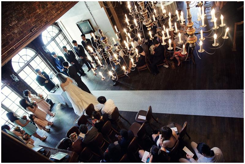intimate indoor wedding venue