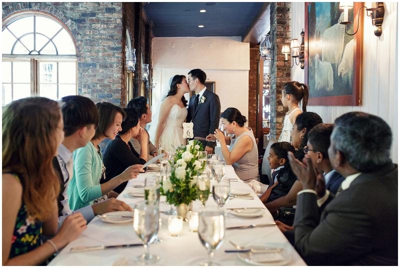 Wedding Brunch Reception