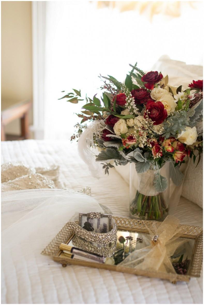 1920s Inspired Wedding | The Budget Savvy Bride