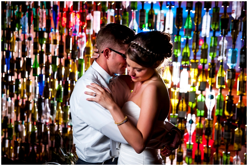 wedding photos unique background