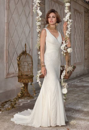 Camille La Vie Wedding Dress