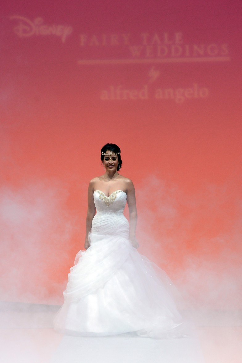 Alfred Angelo Disney Wedding Dresses - Jasmine