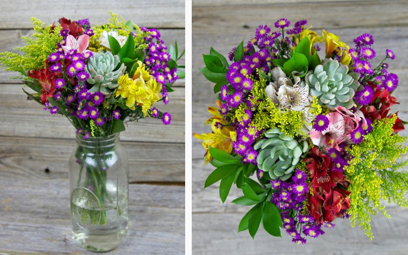 The Bouqs flowers for weddings