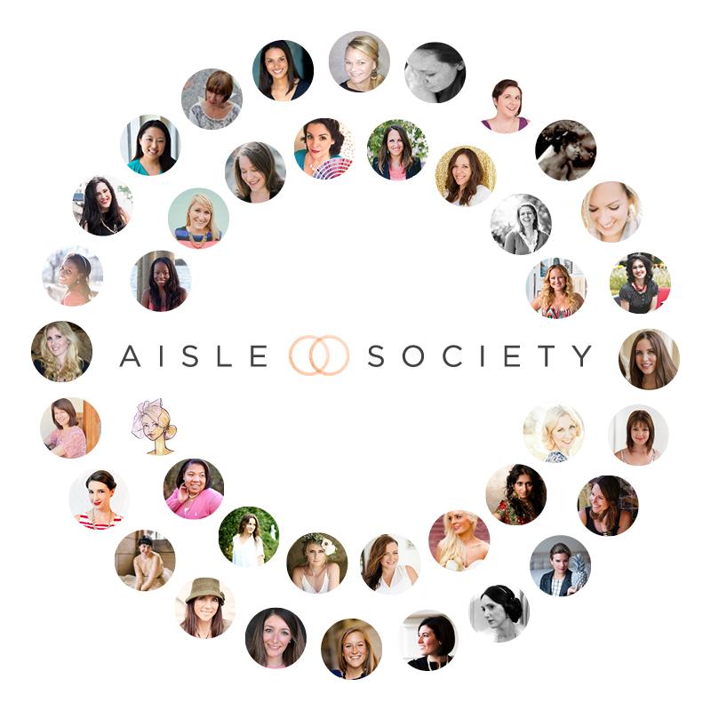 Aisle Society Bloggers