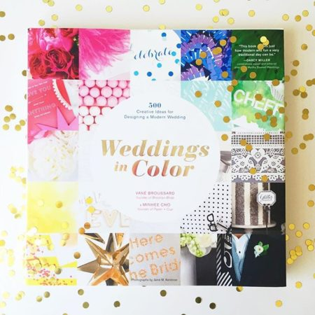 weddings in color book photo by brklyn view photography