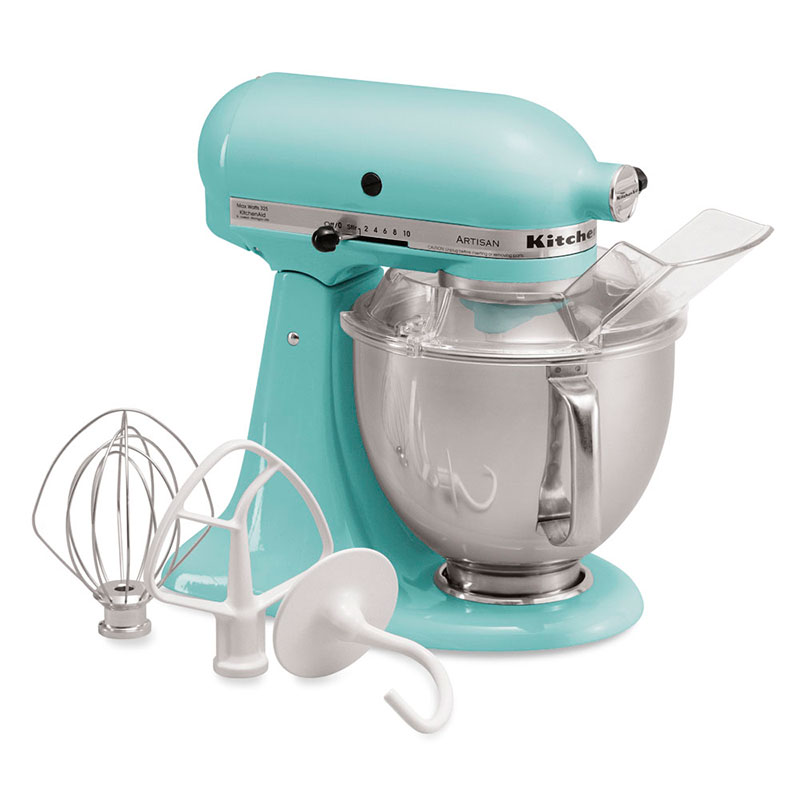 Kitchenaid Stand Mixer - Aqua