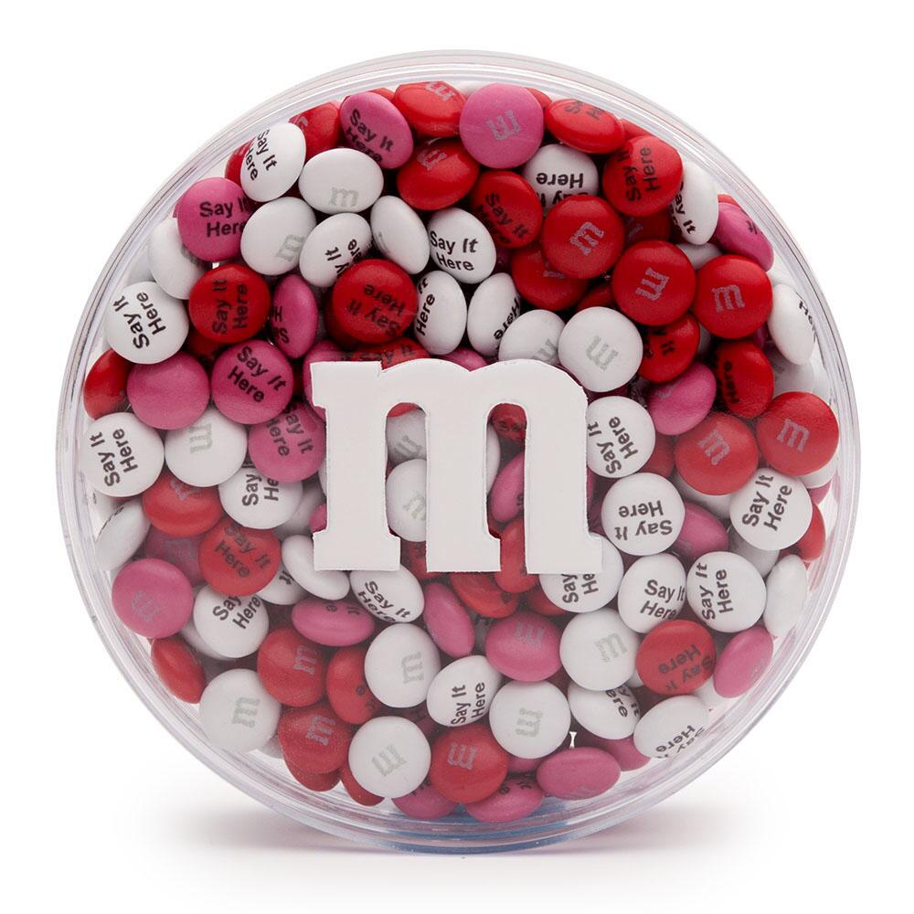 My M&M's Custom Printed Candy Gift Boxes