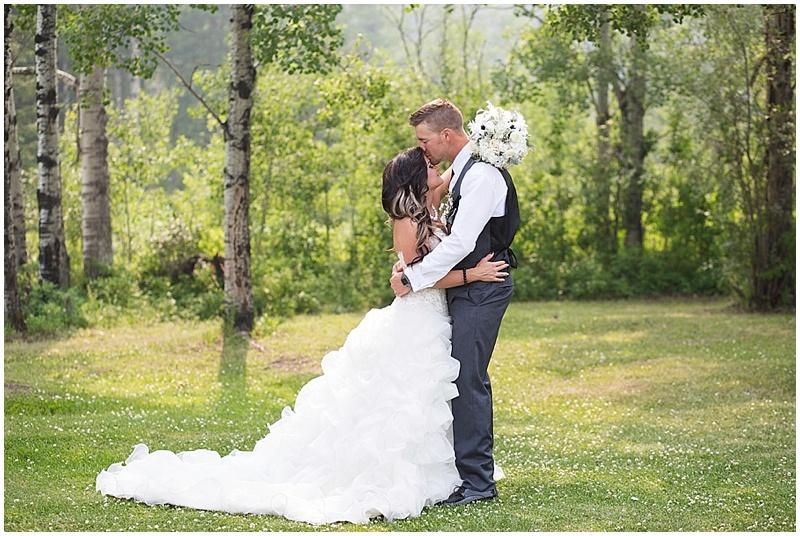 Black White And Gray Wedding