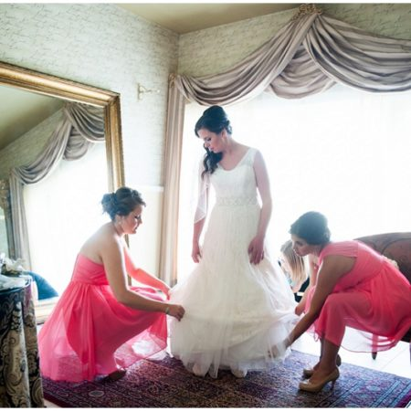 wedding getting ready photos