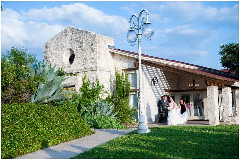 Austin outdoor wedding venue