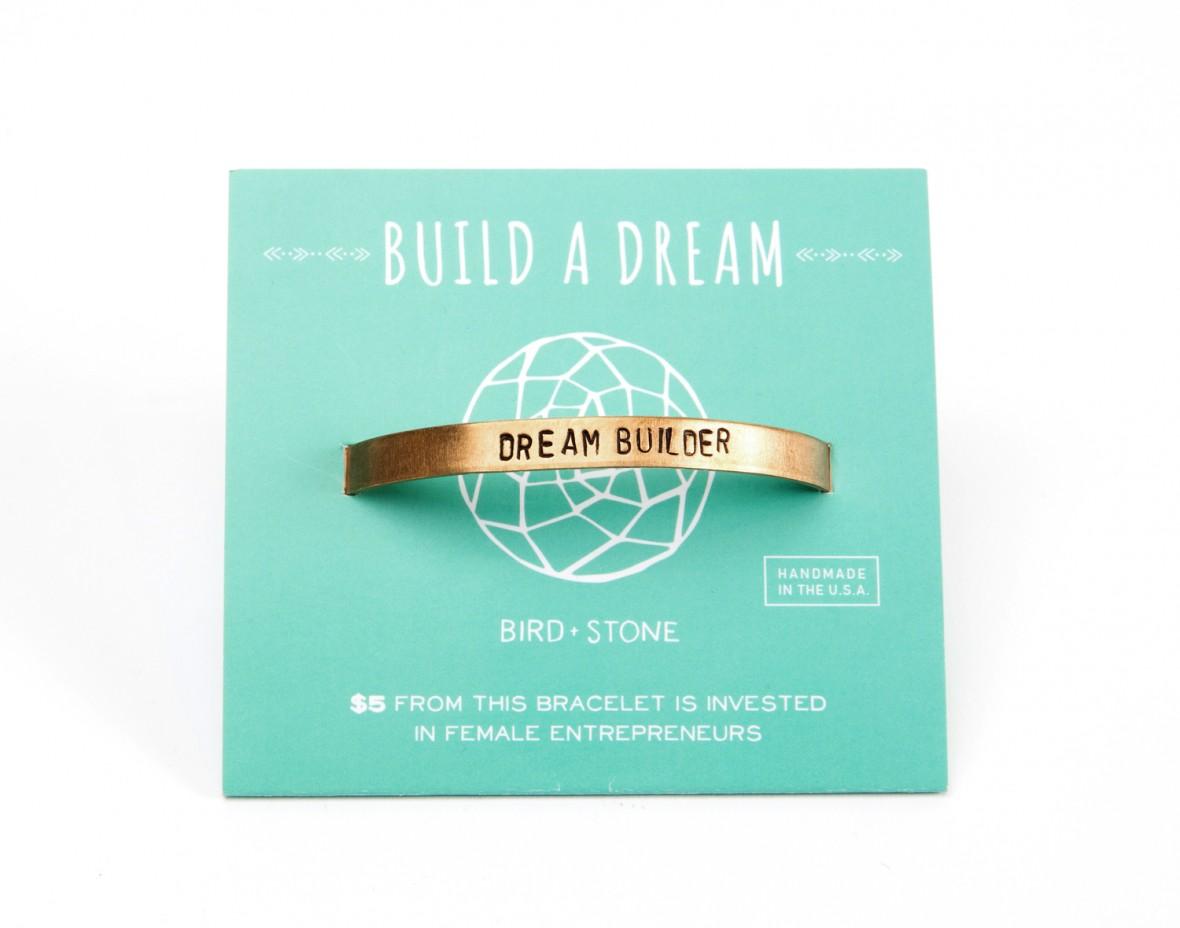 Dreambuilder Cuff