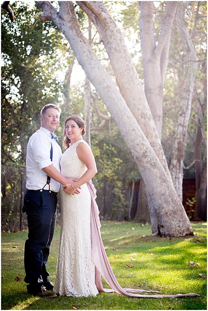 outdoor bride and groom photos