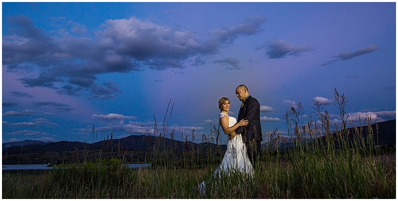 colorado wedding shots