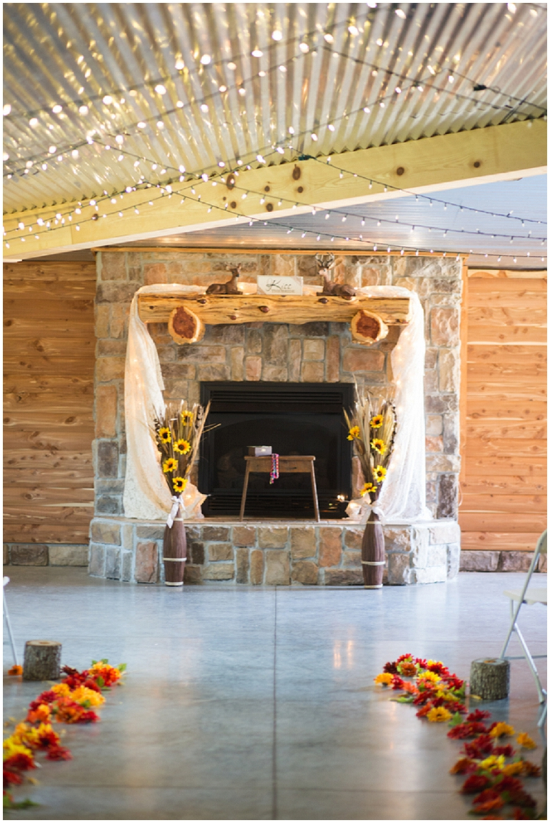 casual ceremony venue