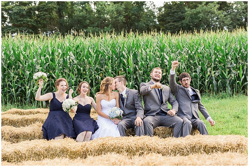 rural wedding photos