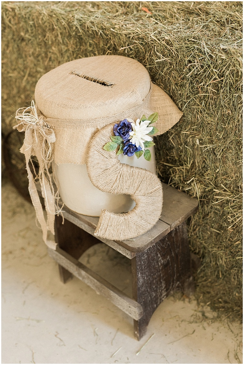 farm wedding rustic decor - rustic farm wedding