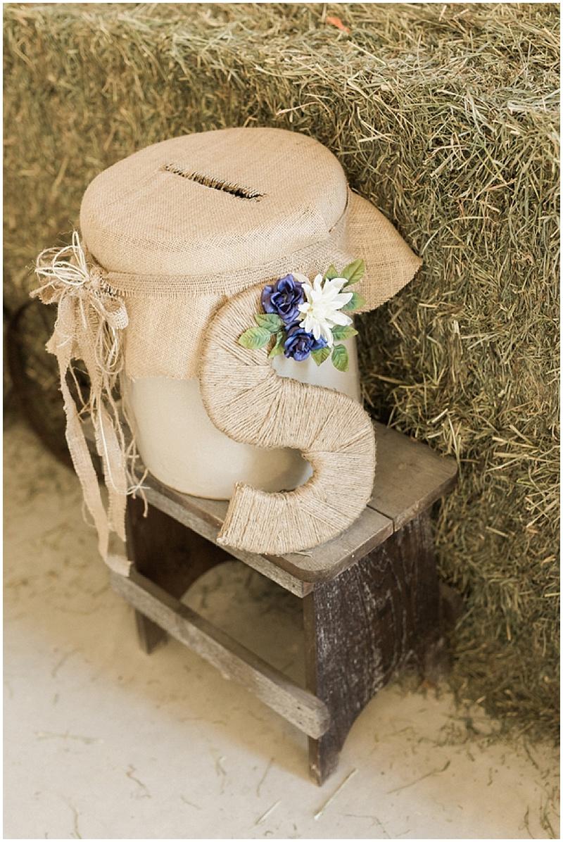 farm wedding rustic decor - rustic farm wedding