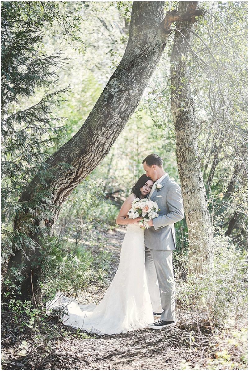 spring wedding photos