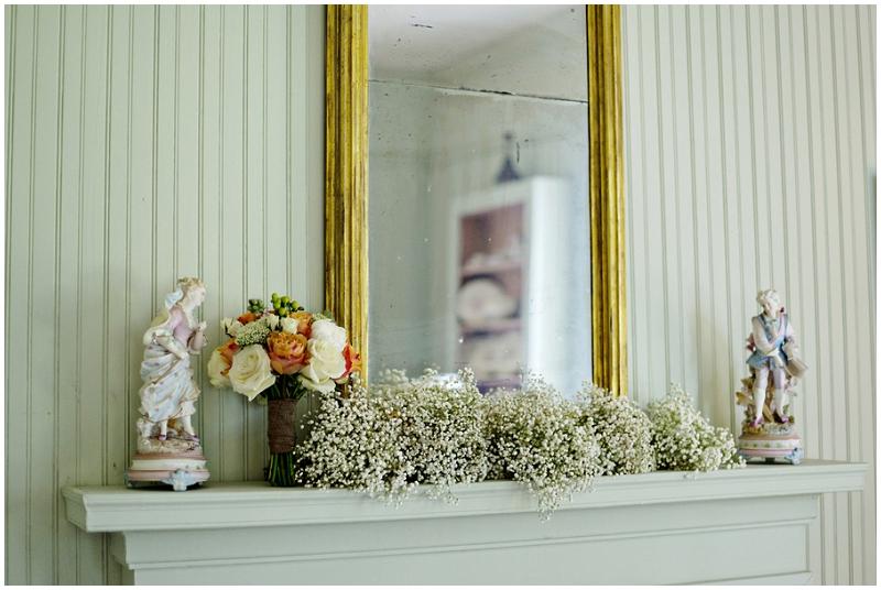 baby breath bridesmaid bouquets