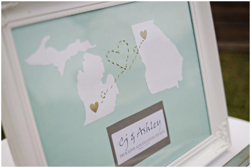 wedding maps