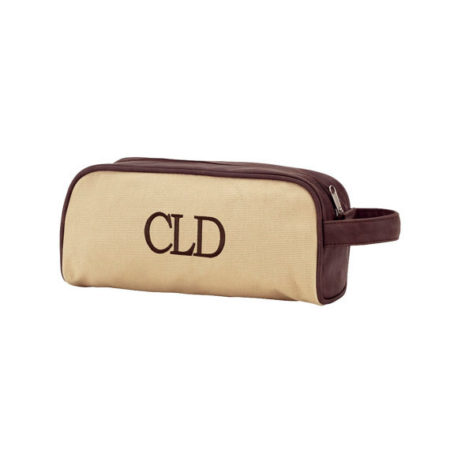 toiletry bag - great groomsmen gift idea