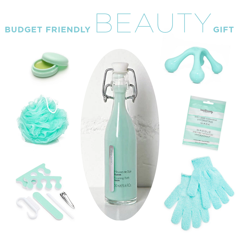 bridesmaids gift ideas - budget friendly beauty gift