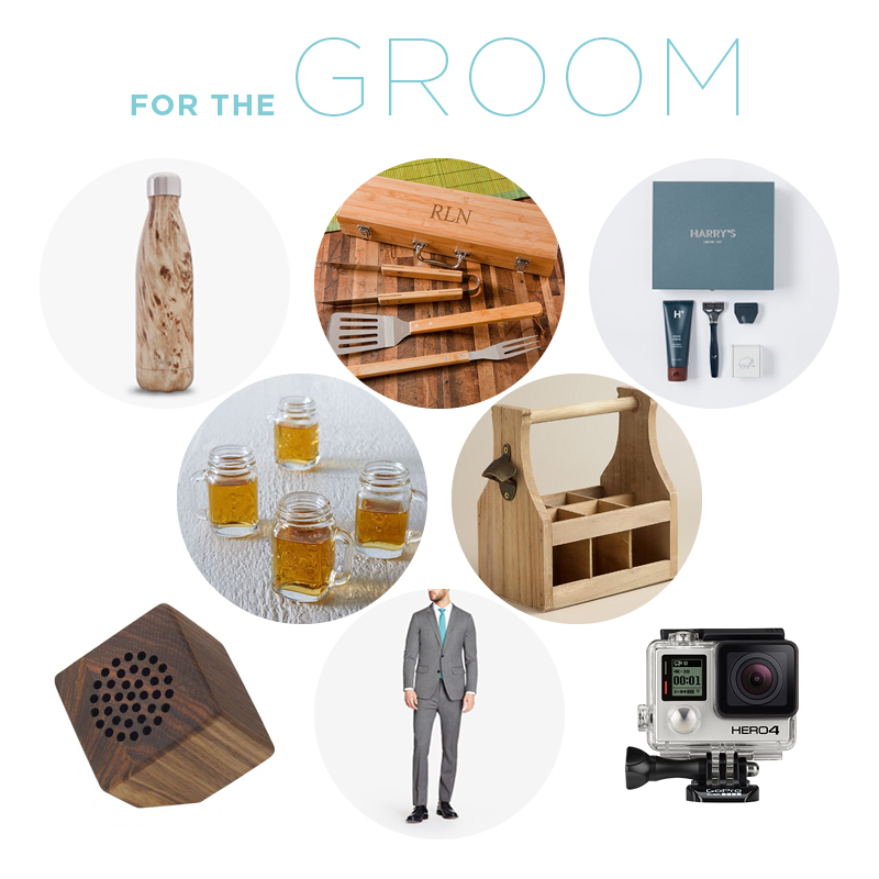 gift ideas for the groom