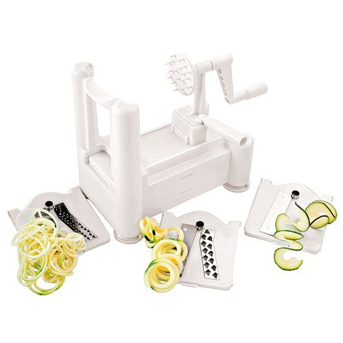 gifts for the home chef: vegetable spiralizer