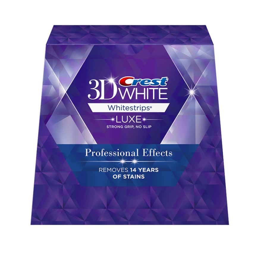 Crest 3D White Luxe Professional Effects