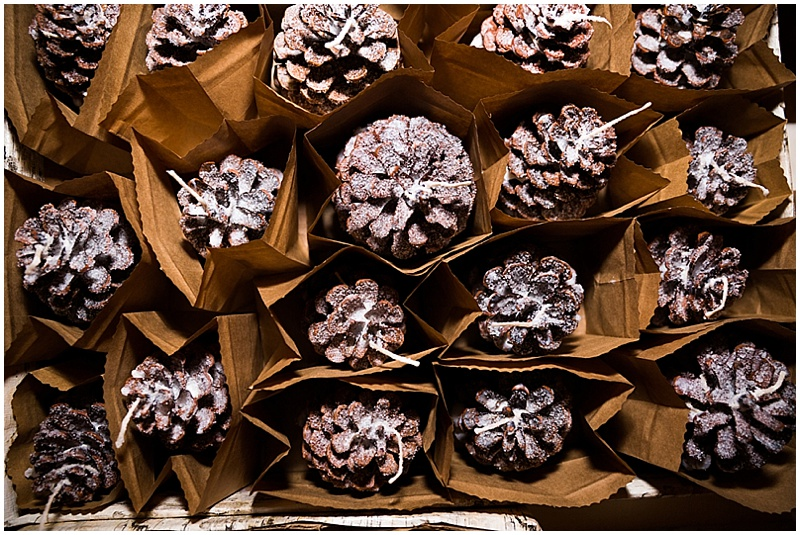 pinecone fire starters