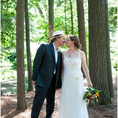 arboretum wedding photos